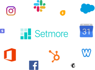 Setmore Integrations Logo